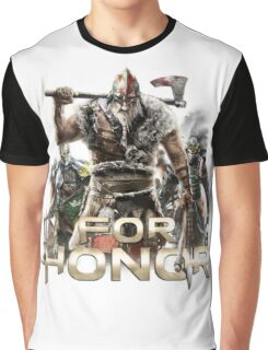 For Honor #2 Graphic T-Shirt