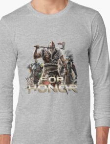 For Honor #2 Long Sleeve T-Shirt