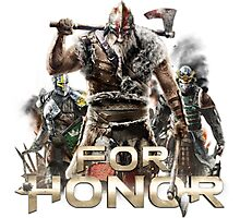 For Honor #2 Photographic Print