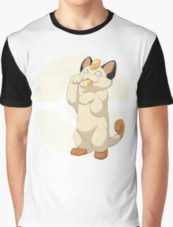 Coin Blep Graphic T-Shirt
