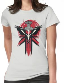 For Honor #3 Womens Fitted T-Shirt