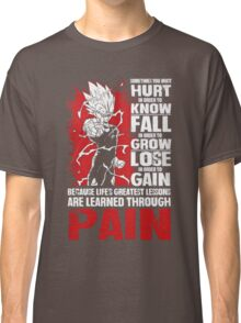 The DragonBall - Vegeta  Classic T-Shirt