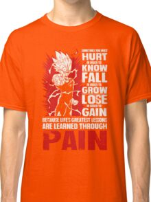 The DragonBall - Vegeta  Classic T-Shirt