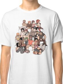 Everybody in the stairs Classic T-Shirt