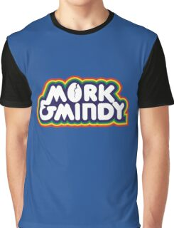 Mork & Mindy Graphic T-Shirt