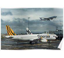 Arrivals & Departures Poster