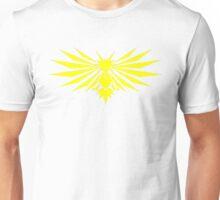 Yellow Bird - Team Instinct - Pokemon Unisex T-Shirt
