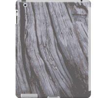Old Wood iPad Case/Skin