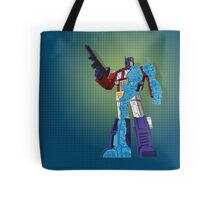 Optimus Prime - Écorché (blueprint v1) Tote Bag