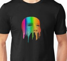 Melting face Unisex T-Shirt