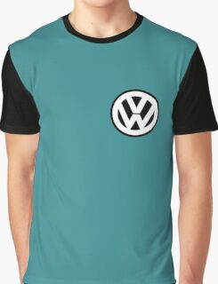 VW Logo Graphic T-Shirt