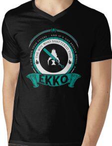 Ekko - The Boy Who Shattered Time Mens V-Neck T-Shirt