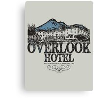 The OverLook Hotel Canvas Print
