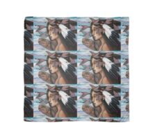 Sky Woman Iroquois Mother Goddess Scarf
