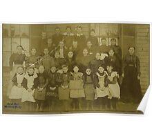 Jan. 31, 1898, St.Mary's Academy Grammer School, Paducah, Kentucky Poster