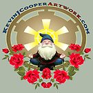 Kevin J Cooper Artwork - Official Logo by Kevin J Cooper