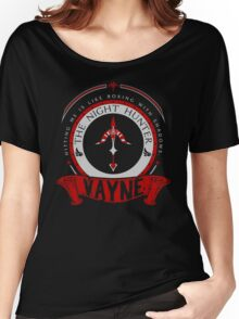 Vayne - The Night Hunter Women's Relaxed Fit T-Shirt
