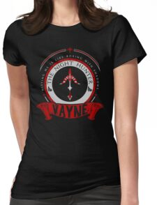 Vayne - The Night Hunter Womens Fitted T-Shirt