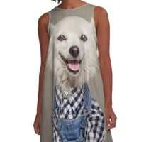 Shelter Pets Project - Tonka A-Line Dress