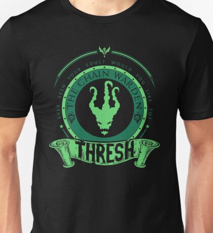 Thresh - The Chain Warden Unisex T-Shirt