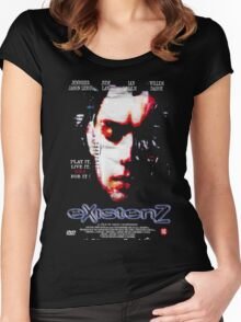 eXistenZ Women's Fitted Scoop T-Shirt