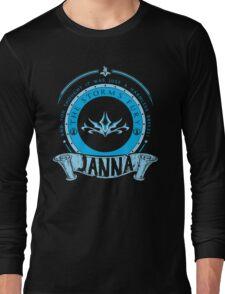 Janna - The Storm's Fury Long Sleeve T-Shirt