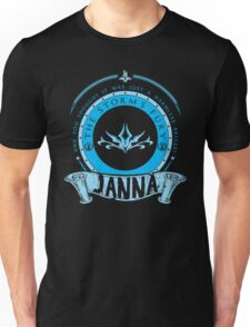 Janna - The Storm's Fury Unisex T-Shirt