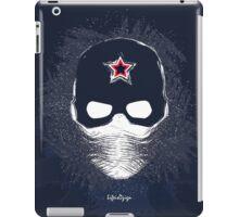 The Muzzled Captain iPad Case/Skin