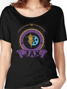 Jax - Grandmaster at Arms Women's Relaxed Fit T-Shirt