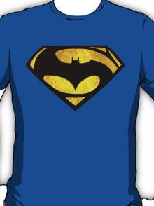 Batman Vs Superman : Dawn of Justice(Batman Color) T-Shirt