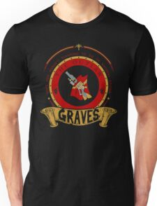 Graves - The Outlaw Unisex T-Shirt