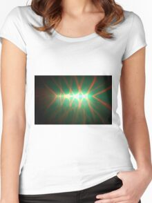 Olo 14 Women's Fitted Scoop T-Shirt