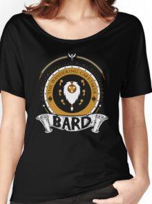 Bard - The Wandering Caretaker Women's Relaxed Fit T-Shirt