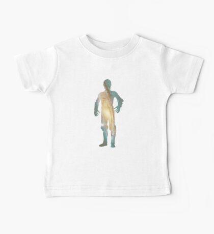 C-3PO Galaxy Baby Tee
