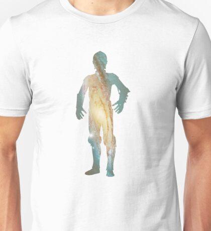 C-3PO Galaxy Unisex T-Shirt