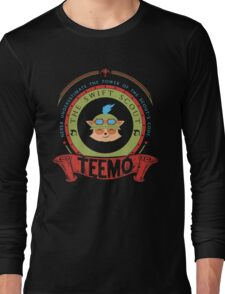 Teemo - The Swift Scout Long Sleeve T-Shirt