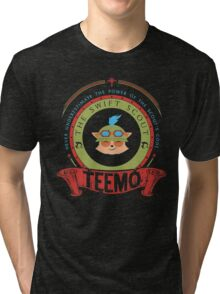 Teemo - The Swift Scout Tri-blend T-Shirt
