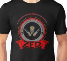 Zed - The Master of Shadows Unisex T-Shirt