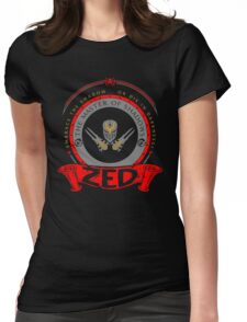 Zed - The Master of Shadows Womens Fitted T-Shirt