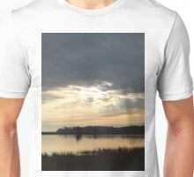 Sunrise in Jamestown Va Unisex T-Shirt