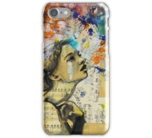 Dreaming Of My Gypsy Life iPhone Case/Skin