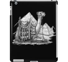 Camel Shirt, Pyramids Shirt iPad Case/Skin