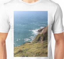 A view of Pacific Ocean. Unisex T-Shirt