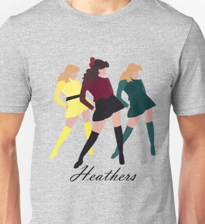 Heathers The Musical Unisex T-Shirt