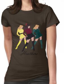 Heathers The Musical Womens Fitted T-Shirt
