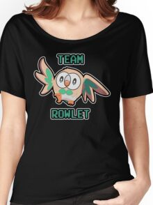 Team Rowlet Women's Relaxed Fit T-Shirt