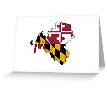 Talbot County, Maryland Greeting Card