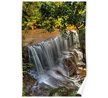 Somersby Falls with the new Canon 5D Poster