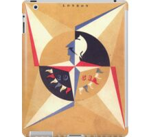 Vintage poster - Festival of Britain iPad Case/Skin