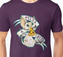 Tattoo Pizza Cat Unisex T-Shirt